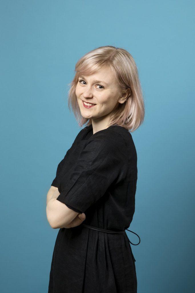 Unifin erityisasiantuntija Anna Humalamäki.