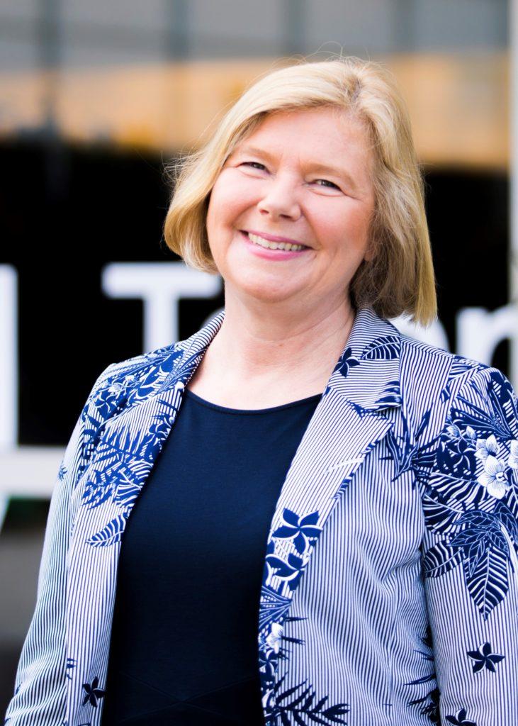Unifis styrelsemedlem Mari Walls, rektor på Tammerfors universitet